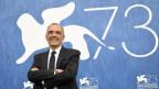 Alberto Barbera, künstlerischer Leiter der 73. Ausgabe des Filmfestivals in Venedig.