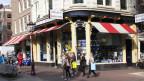 Die Buchhandlung «Athenaeum» in Amsterdam.