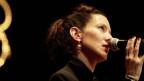 Frau mit vielen Talenten: Ariane von Graffenried trat auch am Woerdz in Luzern auf.