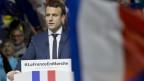 Der Shootingstar Emmanuel Macron