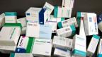 Grosse Skepsis unter den Verschwörungstheoretikern gilt auch gegenüber der Pharmaindustrie.