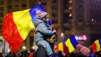 Anfang Februar gingen in Rumänien einige Hunderttausend Bürgerinnen und Bürger auf die Strasse.