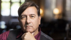 Porträt von Alain Claude Sulzer.