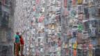 Das «Parthenon of Books» an der Documenta in Kassel.
