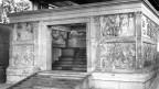 Altar des Friedens des Augustus in Rom.
