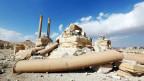 Zerstörte antike Bauwerke in Palmyra – macht ein Wiederaufbau Sinn?