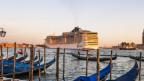 Auch die Lagune in Venedig wird durch den Massentourismus belastet.