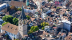 Foto der Zürcheraltstadt von oben