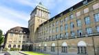 Foto des Hauptgebäudes der Universität Zürich