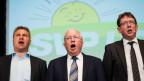 Bei Politikern gehört das Singen der Nationalhymne zum Pflichtprogramm.