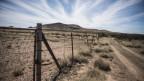 Grenzgebiet zwischen den USA und Mexiko