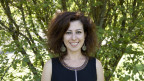 Die Kulturjournalistin Rasha Hilwi