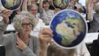 Generalversammlung der Klimaseniorinnen Schweiz im Mai 2017