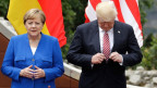 Deutschland als Ankel einer verlässlichen Weltordnung