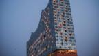 Die neugebaute Elbphilharmonie war ein Zankapfel in Hamburg