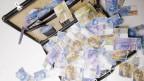Bei einer Inflation verliert das Geld seinen Wert