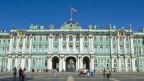 Der Petersburger Winterpalais ist heute ein Museum von Weltklasse