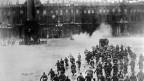 Der Sturm auf den Winterpalais 1919