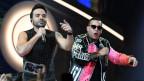Luis Fonsi und Daddy Yankee.