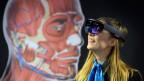 Lausanner Forscher nutzen Virtual Reality und Videospiele, um Muskeln und Gehirn von Menschen mit Lähmungen besser zu trainieren.