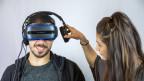 Dank Virtual Reality taucht man in fremde Welten und Identitäten ein.