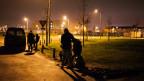 Szene aus Calais