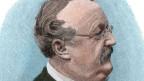 Die Gedichte von Conrad Ferdinand Meyer gehörten früher zum Schulstoff, heute werden sie kaum mehr gelesen.