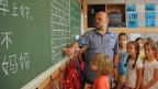 Chinesischunterricht an einer Schule in Deutschland