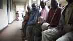 Krankenstation in Afrika