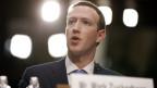 Mark Zuckerberg vor Gericht aufgrund des Facebook-Datenskandals