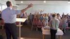 Gottesdienst einer Pfingstgemeinde