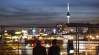 Berlin im Halbdunkel