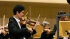 Orchester in der Tonhalle Zürich