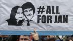 Proteste nach dem Mord an Jan Kuciak und seiner Verlobten