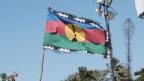 Die neukaledonische Flagge