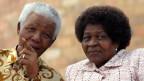Albertina Sisulu und Nelson Mandela