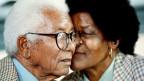 Albertina Sisulu und ihr Mann Walter Sisulu