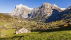 Ein Haus im berner Oberland (Symbolbild)