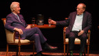 Bill Clinton und James Patterson in Florida