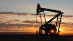 Eine Öl-Pumpe in Amerika