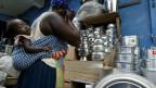 Einbauküchen, made in Ghana