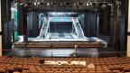 Der leere Saal des Theater Basels