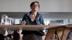 Die künstlerische Leiterin Bettina Dieterle