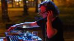 DJ Mo Loschelder legt auf