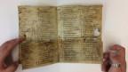 Eine mittelalterliche Handschrift
