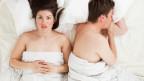 Überforderung, hohe Ansprüche oder zu viel Gleichhei? Was ist die Ursache für männliche Unlust?