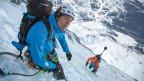 An der Eiger-Nordwand: Dani Arnold (l.) und Ueli Steck.