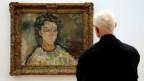 «Portrait Tilla Durieux» von Oskar Kokoschka: Das millionenteure Bild wurde den Flechtheim-Erben 2013 zugesprochen.
