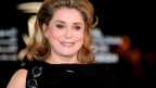 Catherine Deneuve am Marrakech International Film Festival 2012.