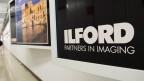 Der Schweizer Fotopapier- und Filmhersteller Ilford ist bankrott.